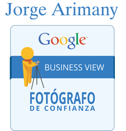 Fotografo de confianza Google Business View
