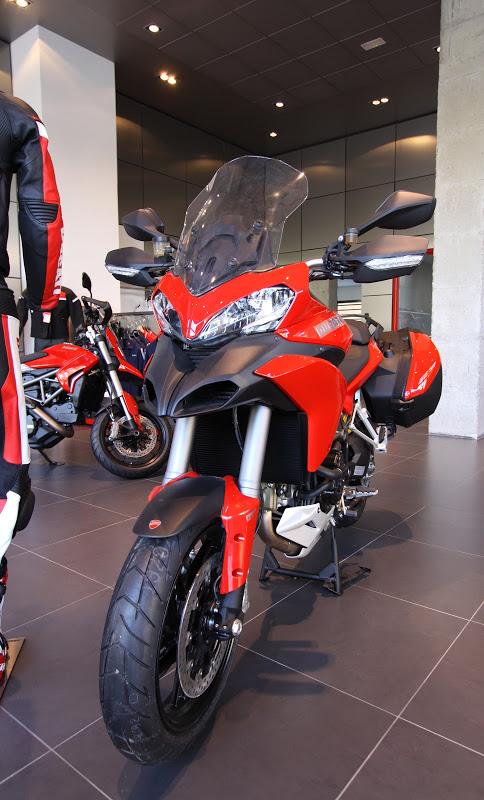 Ducati Moncloa Interior 2