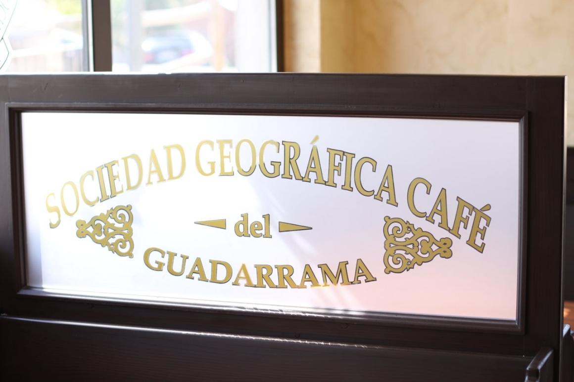 Sociedad Geográfica Café: Decoración   Google Maps Business View