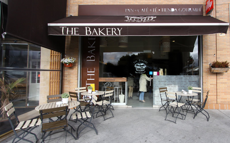 Fachada The Bakery - Google Business View