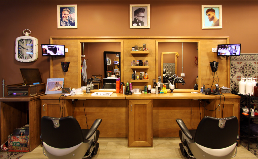 Barber shop - Street View Trusted